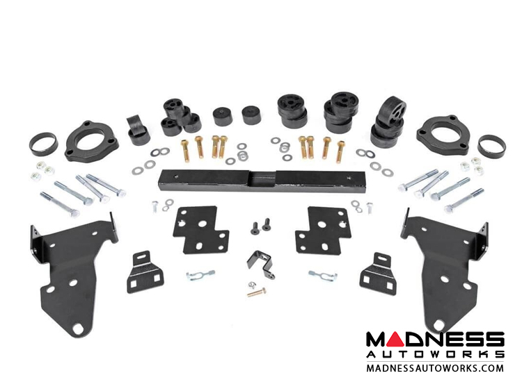 "Chevy Colorado Combo Lift kit - 3.25"" Lift"